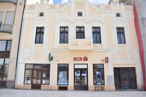 Proiect Agenția BCR