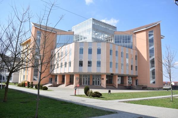 Proiect Biblioteca Universității din Oradea