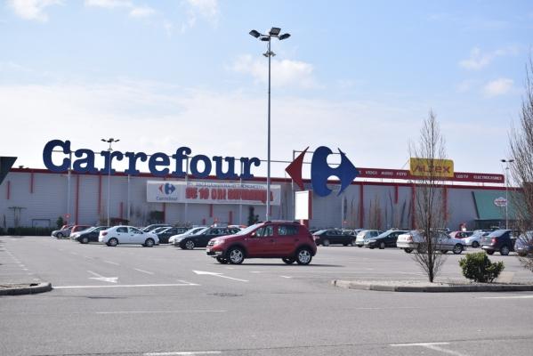 Proiect Carrefour Market