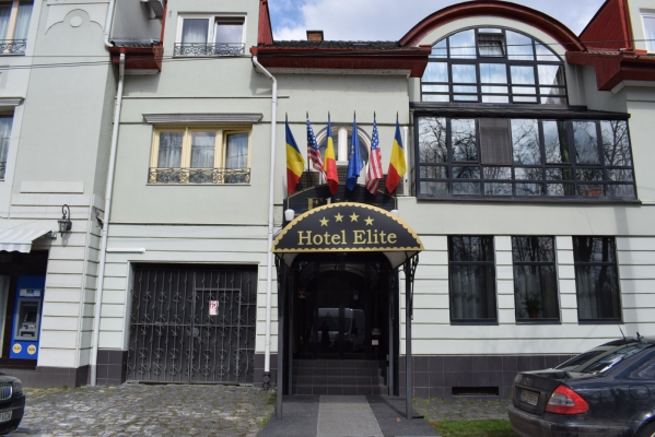 Proiect Hotel Elite