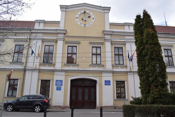 Proiect Instituția Prefectului Județulului Bihor