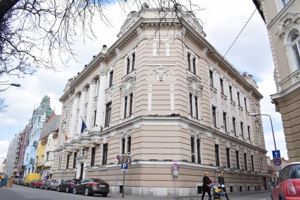 Proiect Banca Națională a României sucursala Bihor/Oradea