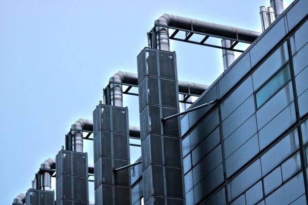 Industrial - servicii instalații climă şi ventilaţie în domeniul industrial