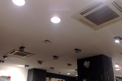 Comercial - servicii instalații climă ventilaţie în domeniul comercial